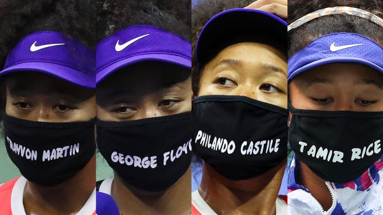 Naomi Osaka: Trolls who said 'keep politics out of sports' inspired me to win