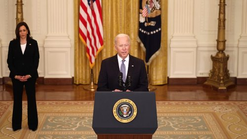 What is holding up the George Floyd policing act from Biden's desk? - TheGrio