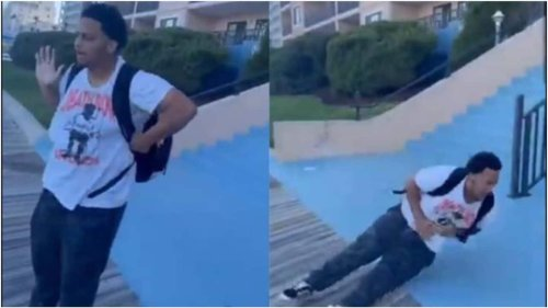 Teen who was tasered, kneed by police says he prayed for strength