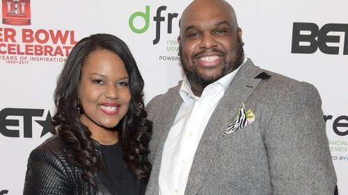 Pastor John Gray honors wife after cheating: 'My wife deserves better'