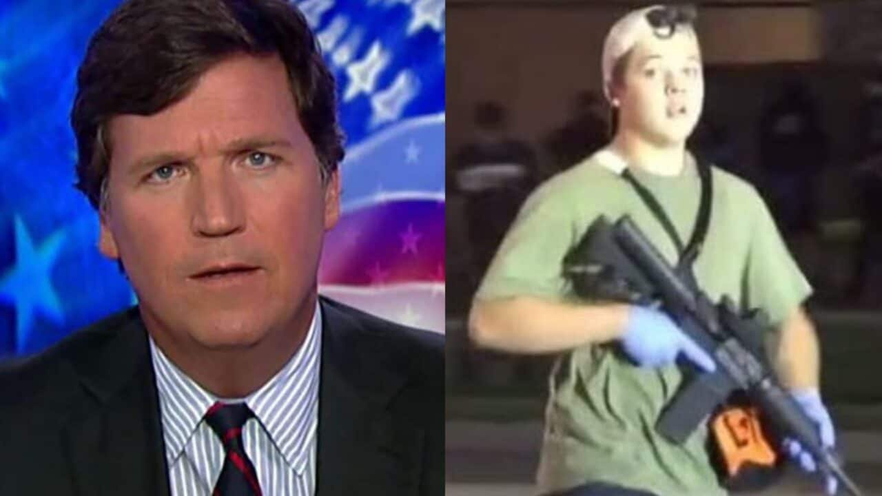 Fox News host Tucker Carlson says teen who shot protesters was 'maintaining order'