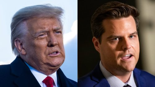 Trump turns down meeting with Gaetz amid investigation: report