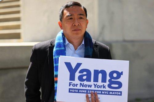 Andrew Yang grilled in New York mayoral debate - TheGrio