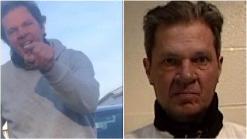 Ohio man arrested after calling Black motorist n-word: 'I'm a racist'