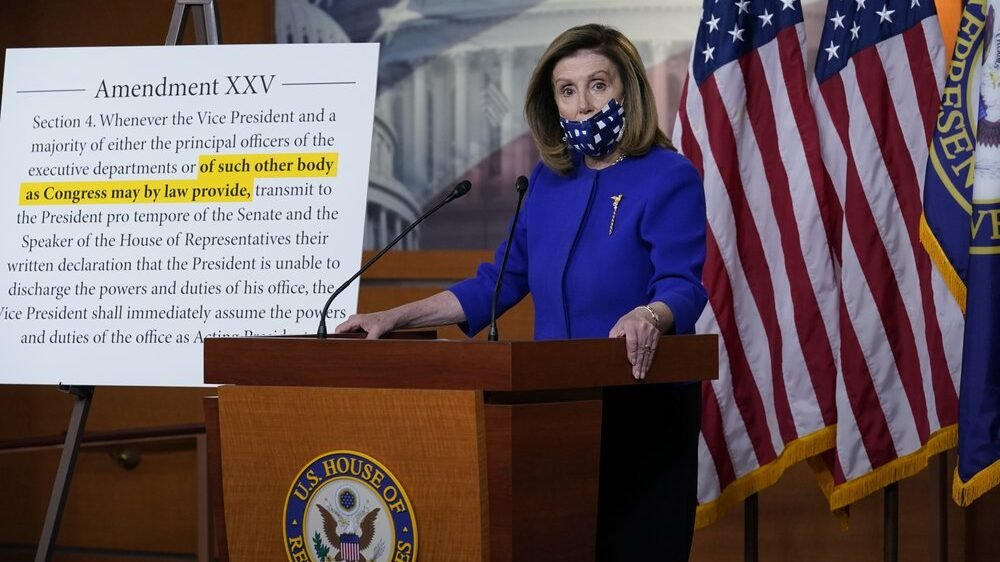 Pelosi dismisses latest White House stimulus offer as 'one step forward, two steps back'