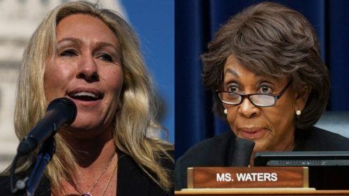 Marjorie Taylor Greene to introduce House resolution to expel Maxine Waters - TheGrio
