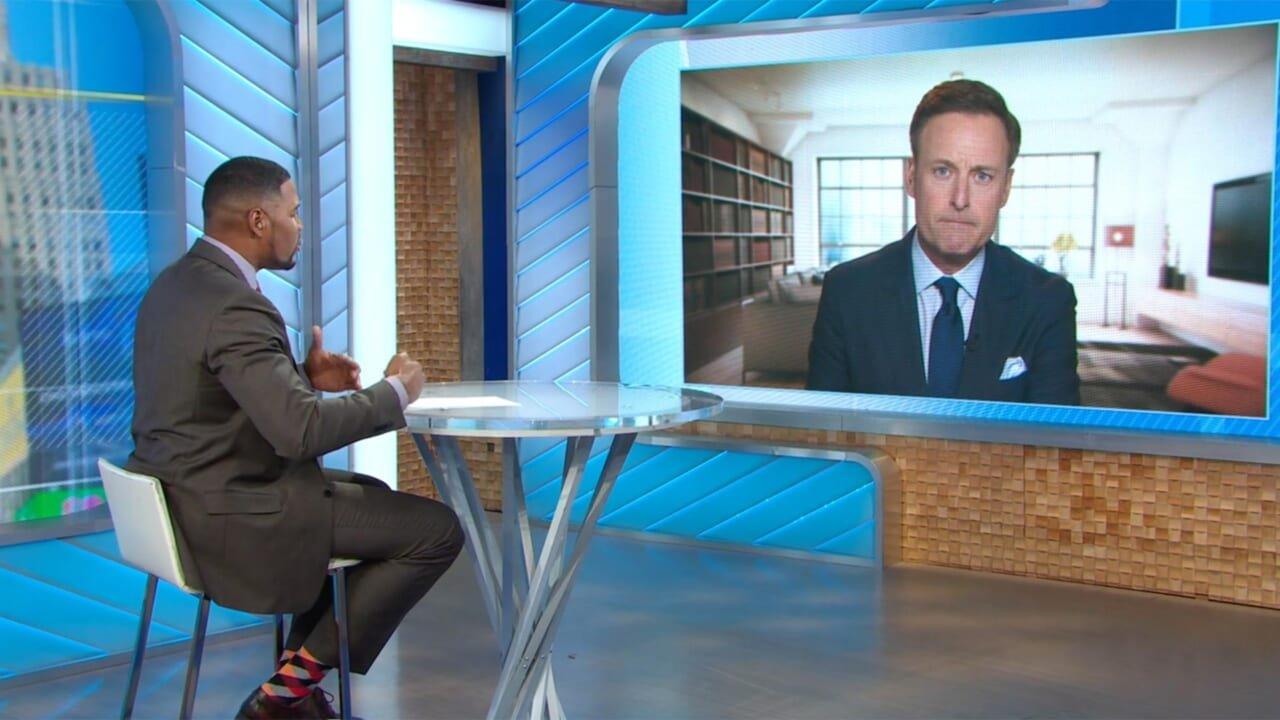 Michael Strahan slams 'Bachelor' host Chris Harrison for his 'surface' response to racism scandal