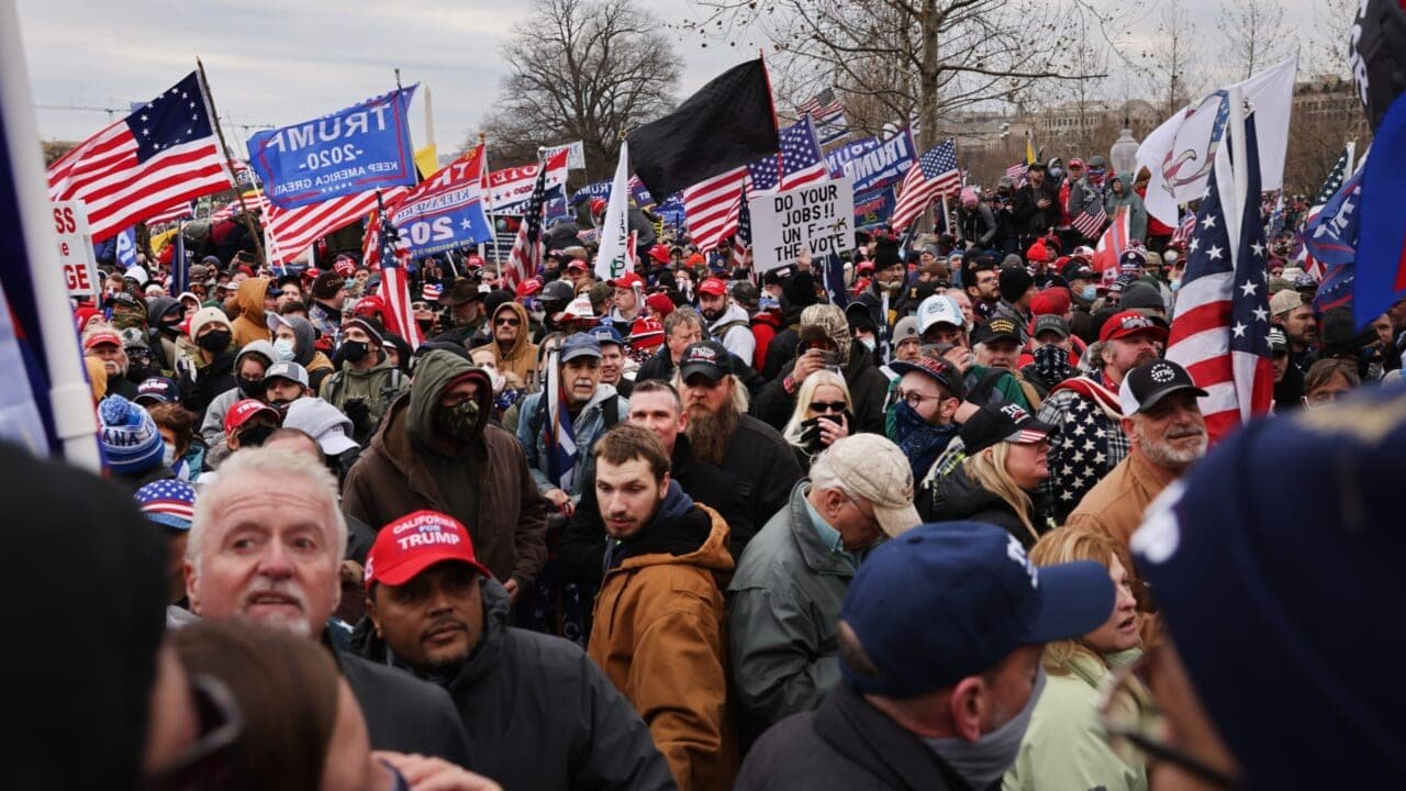 The mob made me do it: Capitol rioters say Trump crowd at fault