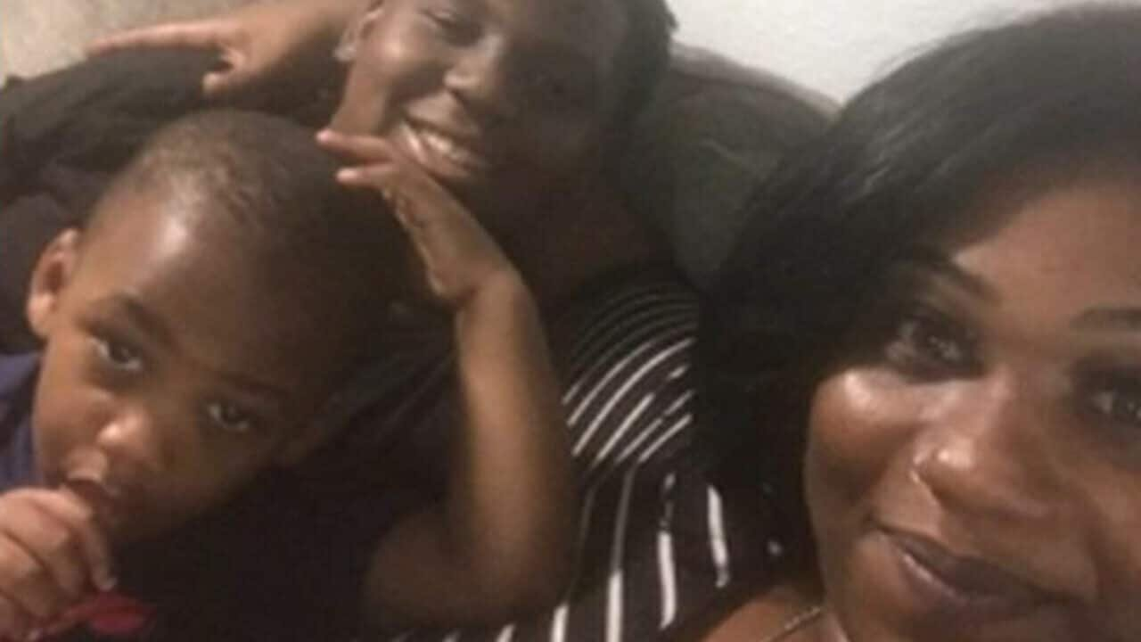 Black Texas mother given eviction notice with smiling emoji: 'Guess who's moving? You!'