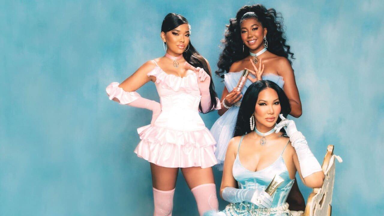 Kimora Lee Simmons, daughters launch new Baby Phat Beauty line