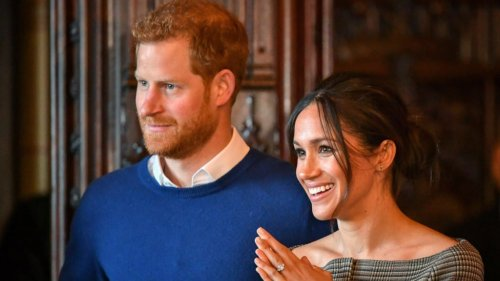 Meghan, Harry's team confirm Queen 'supportive' of couple using Lilibet - TheGrio