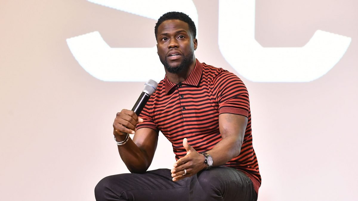 Kevin Hart responds to backlash over cancel culture comments: 'Jokes on you'