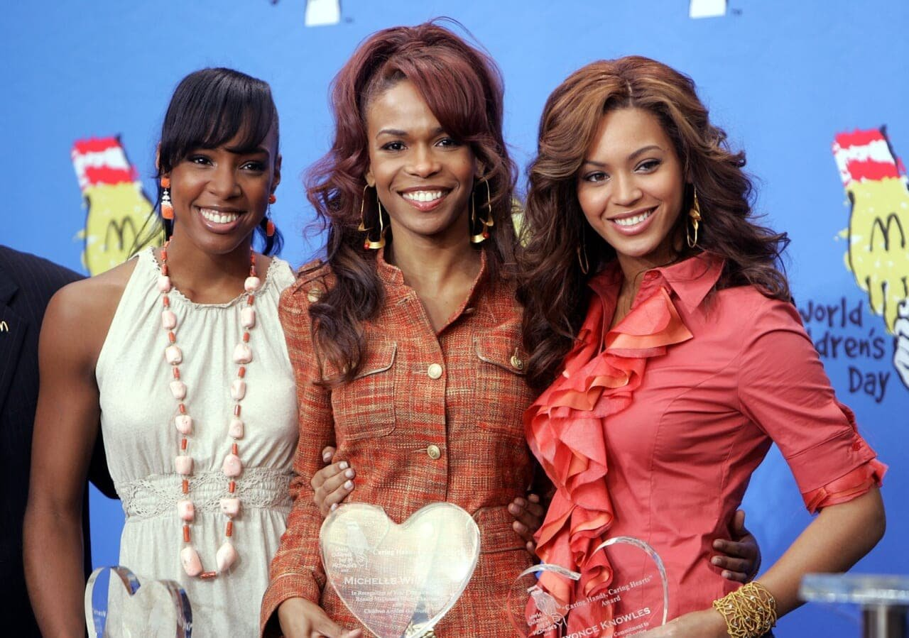 Michelle Williams responds to calls to cancel old Destiny's Child song - cover