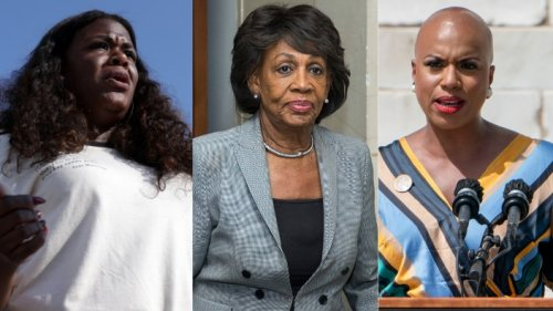 Black congresswomen are leading the fight against eviction -- that's not coincidental