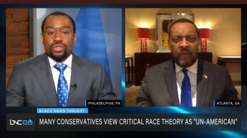 Marc Lamont Hill shuts down GOP's Vernon Jones on critical race theory - TheGrio