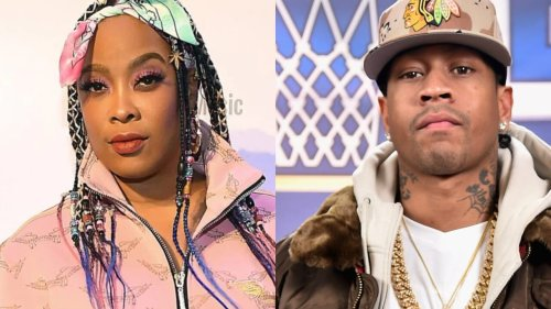 Da Brat on dating Allen Iverson: 'Never talked' about my bisexuality - TheGrio