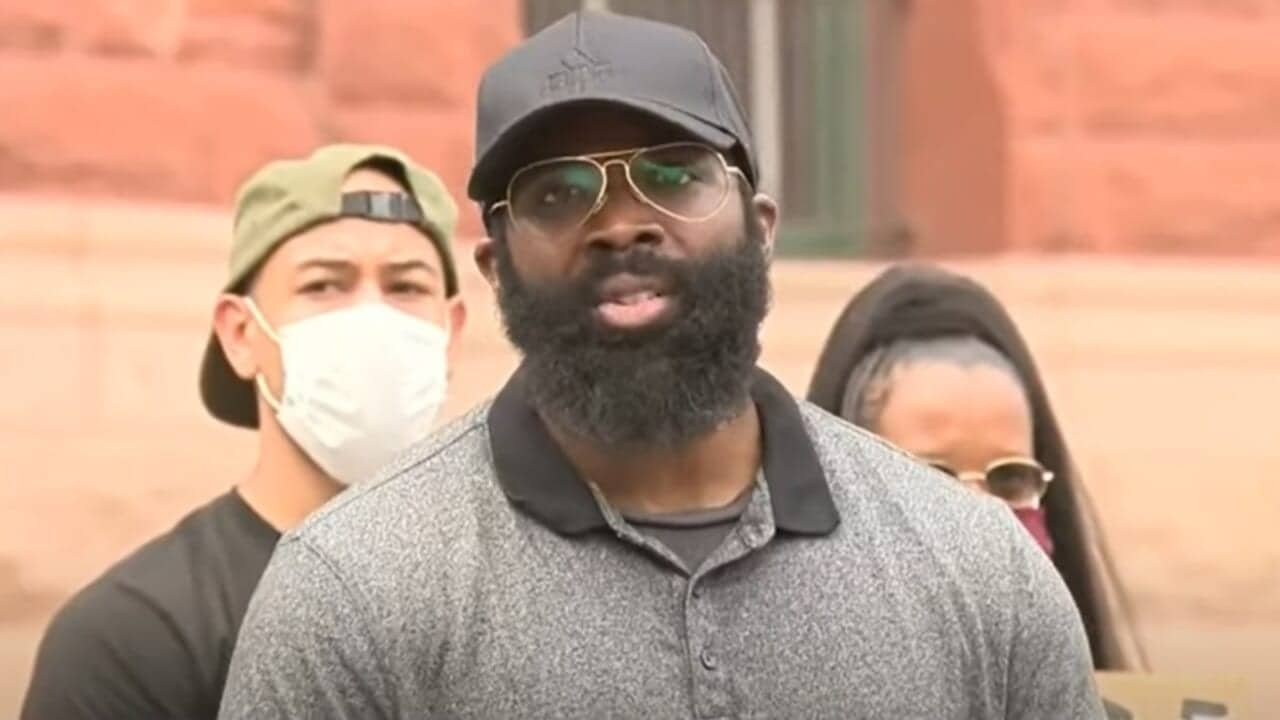 Black jogger wrongfully arrested by San Antonio police: 'I was guilty before proven innocent'