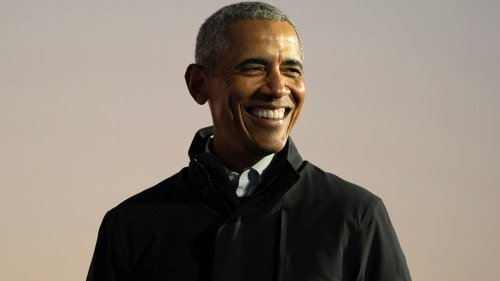 Barack Obama recalls his first thought upon arriving on the U.S. mainland
