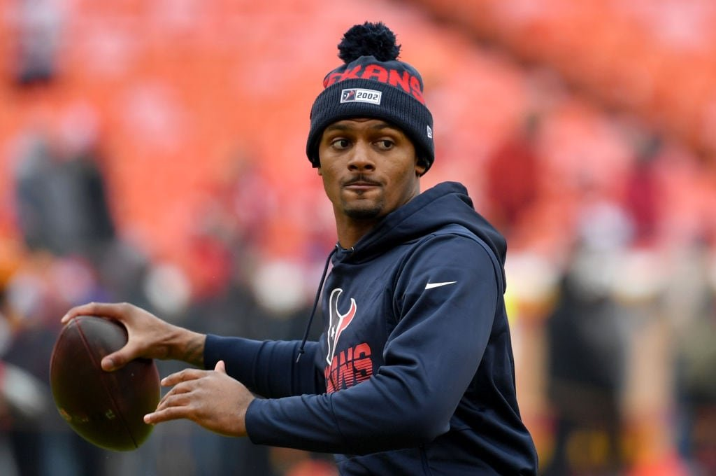 Second masseuse claims Deshaun Watson sexual assault, four more 'will speak out'
