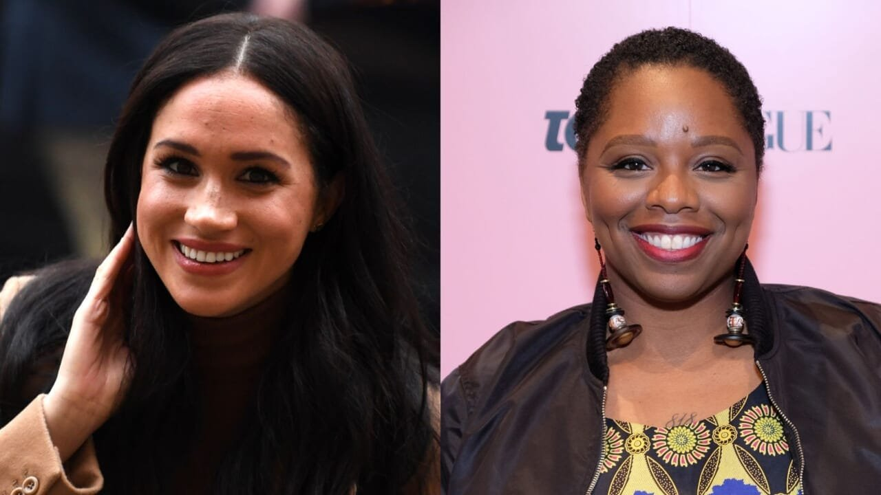 Meghan Markle reportedly pitching doc about BLM co-founder Patrisse Cullors as part of $100M Netflix deal