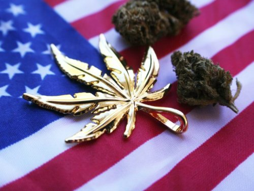 What needs to happen for marijuana to become legal at the federal level in the U.S.