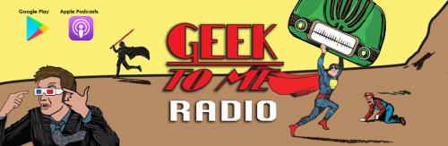 "Geek To Me RAdio #245: 245-""Blood Born"" w Reed Shusterman-""Nebulous Dark"" w Shahin Solimon"