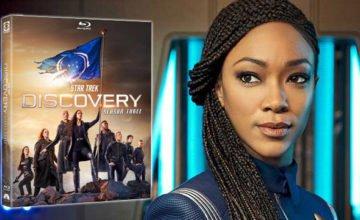 'Star Trek: Discovery' Season 3 Blu-ray and DVD Pre-Orders Live - TheHDRoom