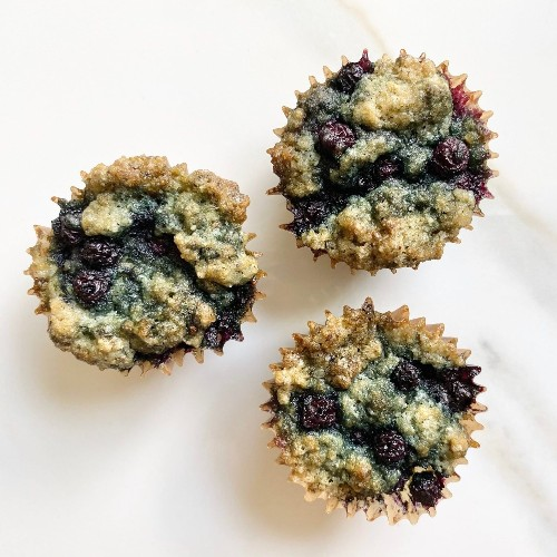 The Healthy Blueberry Muffin Recipe this Nutritionist Swears By