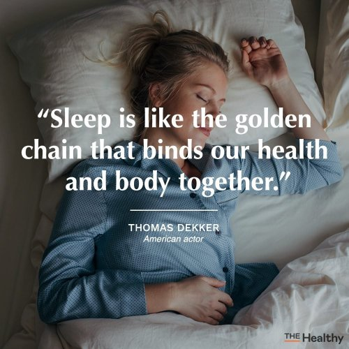 18 Sleep Quotes for People Who Love to Snooze