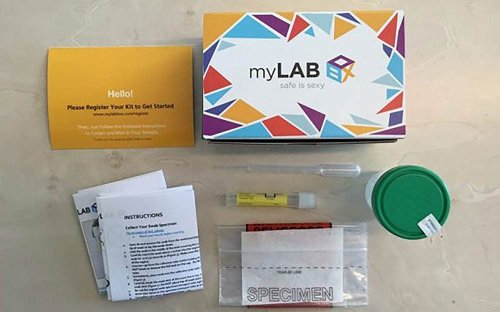 I Tried a Home STD Testing Kit: Here's What Happened