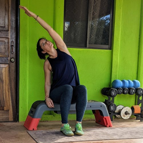 5 Stretches for Upper Back Pain