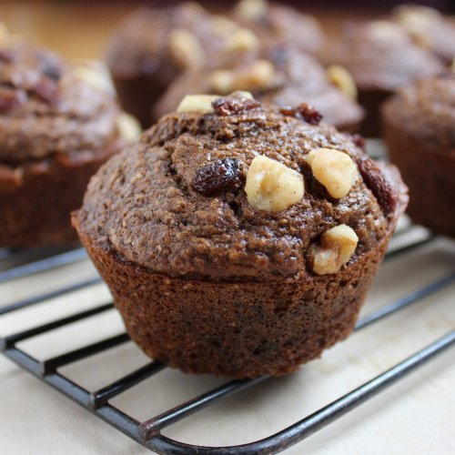 The Bran Muffin Recipe this Nutritionist Swears By