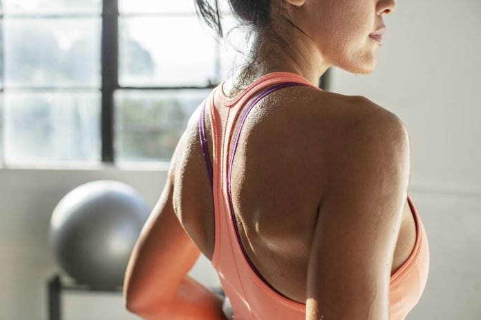 Here's How to Get the Sweat Smell Out of Workout Clothes