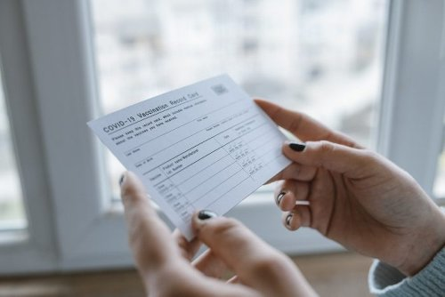 Got Your Covid-19 Vaccine Card? 4 Things You Should Do Right Away