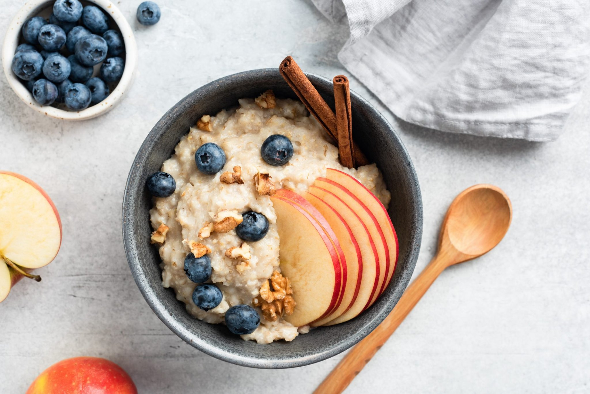 5 Benefits of Eating Oatmeal for Breakfast
