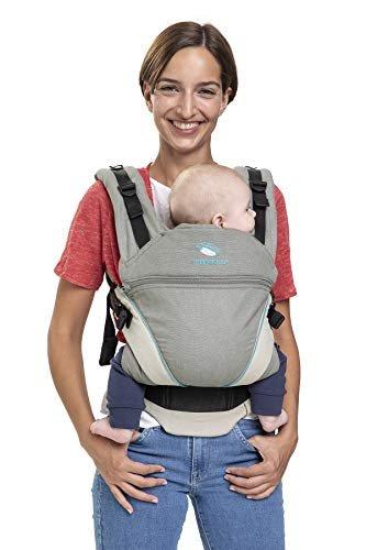 Manduca XT Cotton zum Wandern mit Baby: Unsere Erfahrungen