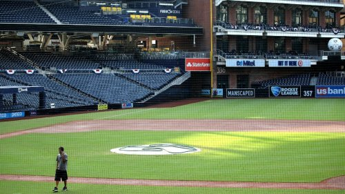 Mother and 2-year-old son die in 'suspicious' fall at San Diego baseball stadium