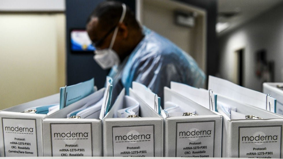 Moderna says booster likely needed before winter