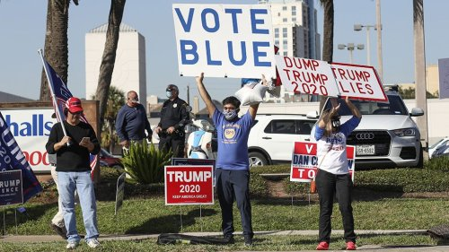 Texas GOP official calls for an 'election integrity brigade' to monitor diverse precincts