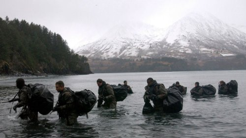 We finally have a Navy with no more 'firsts' for women