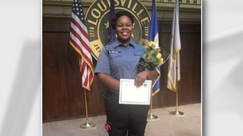 Internal probe finds officers shouldn't have shot into Breonna Taylor's apartment