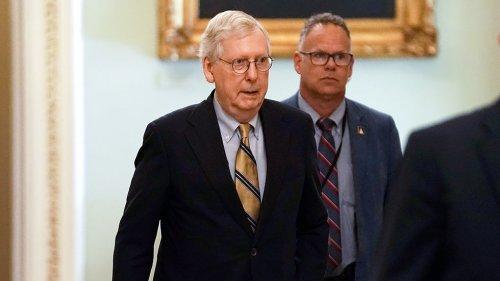 Biden vaccine mandate puts McConnell, GOP leaders in a tough spot