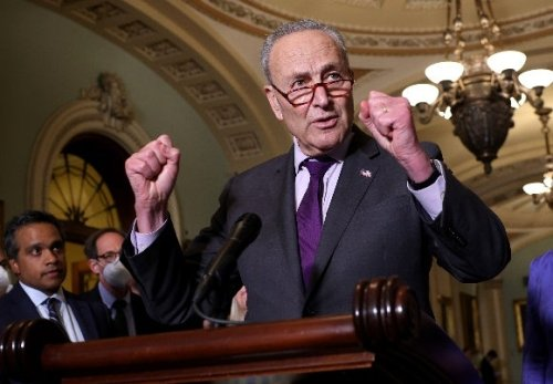 The Hill's Morning Report - Dems to go-it-alone on infrastructure as bipartisan plan falters