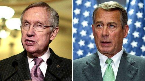 Harry Reid reacts to Boehner book excerpt: 'We didn't mince words'