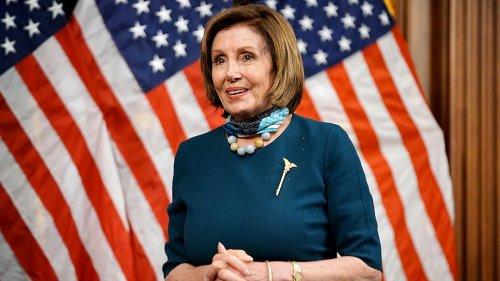 Pelosi says she's giving Senate more time on Jan. 6 commission