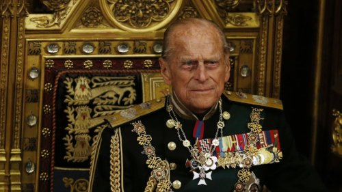 Court rules Prince Philip's will to remain sealed for 90 years