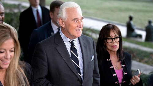 Justice Dept. sues Trump ally Roger Stone for unpaid taxes