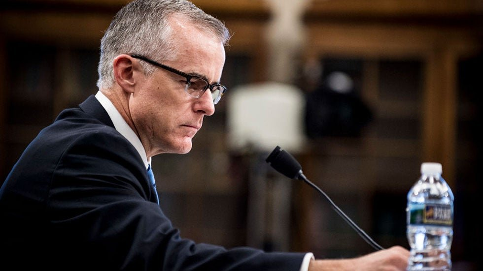 McCabe says law enforcement should take upcoming right-wing rally 'very seriously'