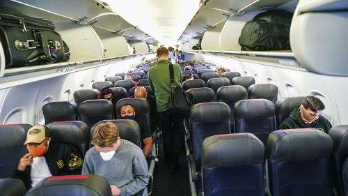 Survey: 85 percent of flight attendants dealt with unruly passengers