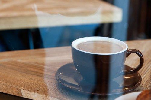 Remote C-SPAN interviews lead to mug surplus